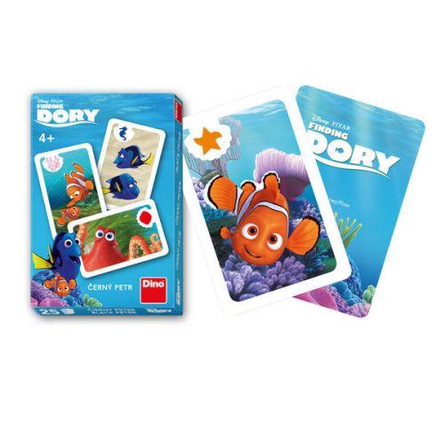 DINO Toys karty Černý Petr Hledá se Dory cena od 36 Kč