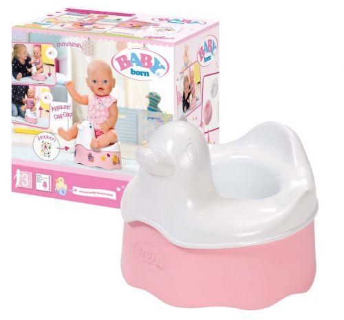 Zapf BABY born nočník pro panenku se zvuky