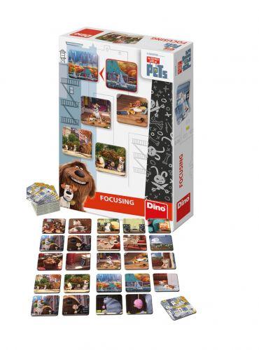DINO Toys hra malá - Tajný život mazlíčků Focusing cena od 102 Kč