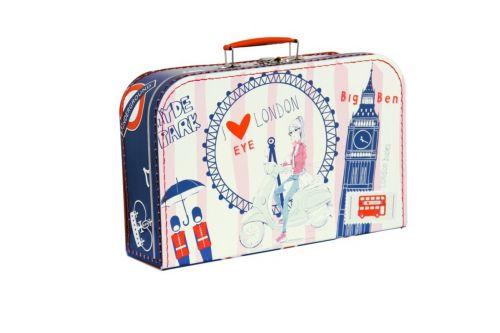 Kazeto kufr LONDON, velký
