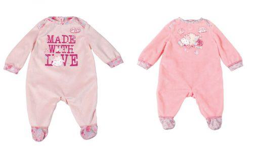 Zapf Oblečení Baby Annabell Dupačky