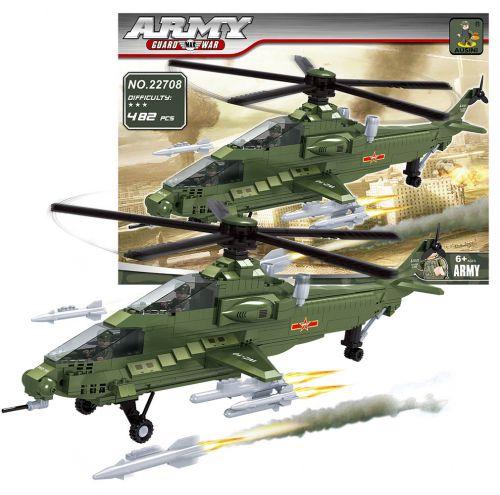 RAPPA AUSINI armáda helikoptéra 482 dílů