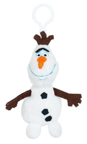 DINO Toys plyšový Olaf klíčenka FROZEN Ledové království