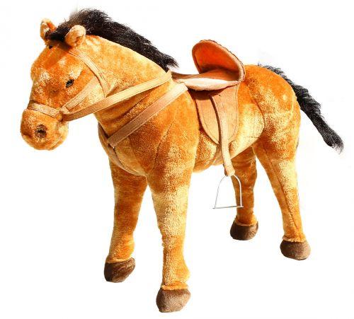RAPPA plyšový kůň 70 cm