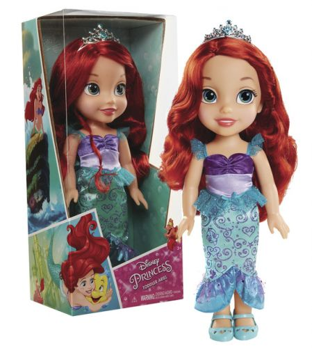 ADC Blackfire panenka Ariel Disney princezna