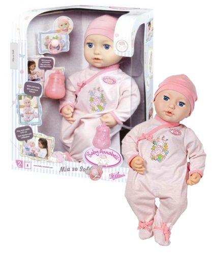 Zapf panenka Baby Annabell Mia