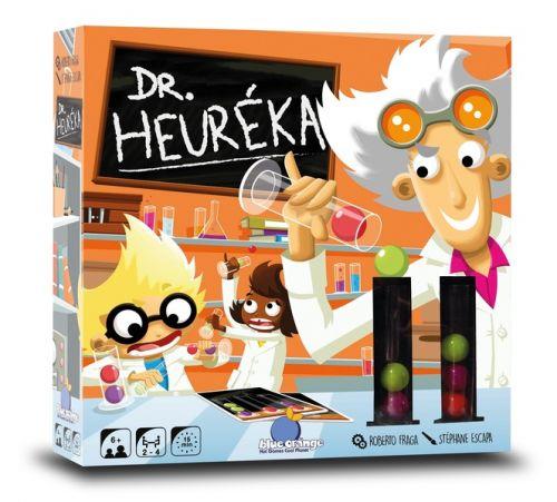 ADC Blackfire hra Dr. Heuréka