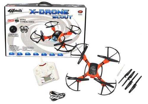 MPK Toys kvadroptéra dětský dron s kamerou