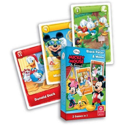 RAPPA karty Černý Petr Mickey Mouse cena od 34 Kč