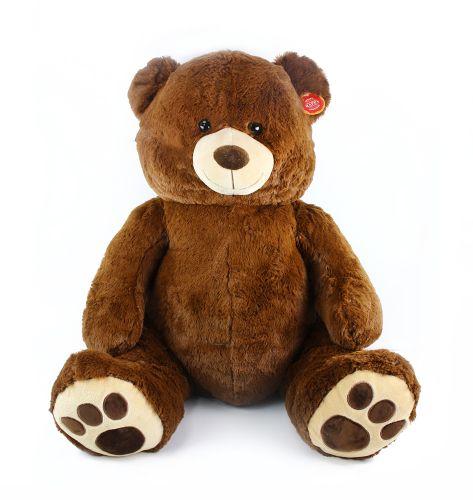 RAPPA plyšový medvěd 100 cm