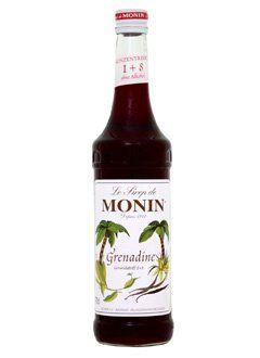 MONIN GRENADINE 1 l
