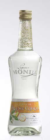 Monin Triple Sec Liqueur 0,7 l cena od 360 Kč