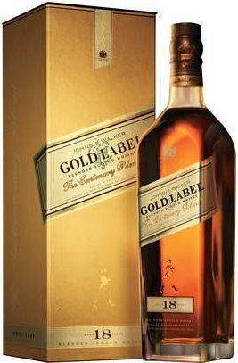 Johnnie Walker Gold 1 l cena od 1430 Kč