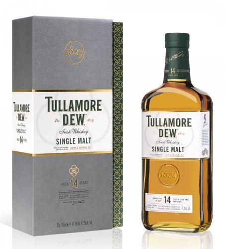 Tullamore Dew 14 let 0,7 l cena od 1199 Kč