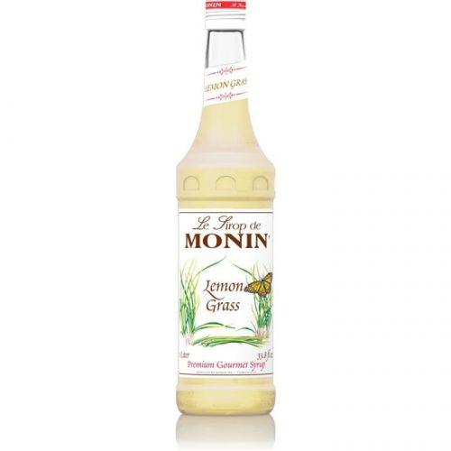 Monin Lemongrass citrónová tráva 0,7 l cena od 269 Kč