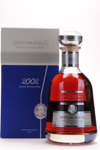 Diplomatico Vintage 2002 0,7 l
