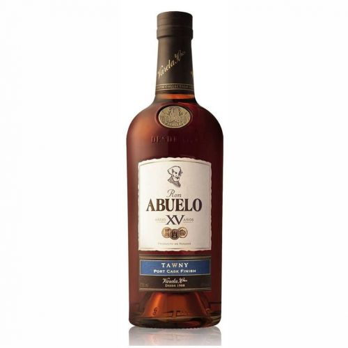 Ron Abuelo Tawny 15 let 0,7 l