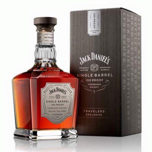 Jack Daniel's Single Barrel 100 Proof 0,7 l