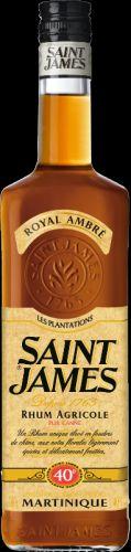 Saint James Royal Ambree 0,7 l