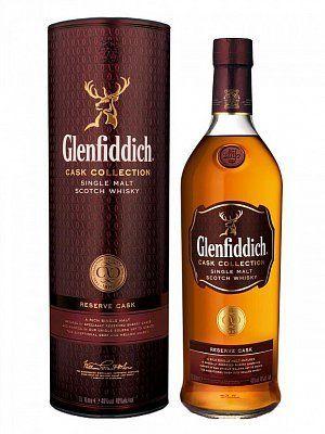 Glenfiddich Cask Collection Reserve Cask 1 l cena od 1480 Kč