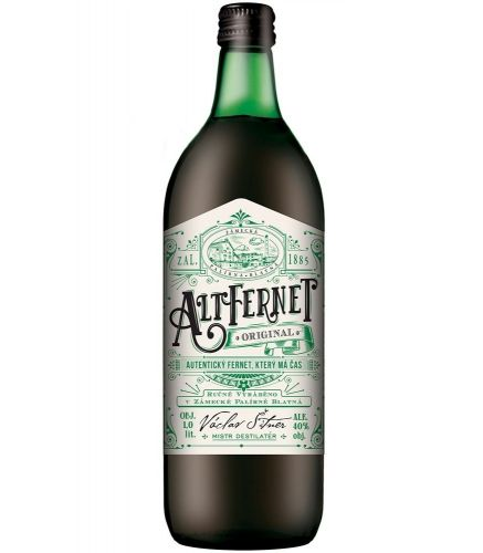 Altfernet 1 l cena od 429 Kč