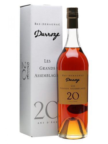 Darroze Armagnac 20 let 0,7 l