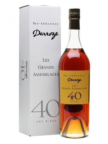 Darroze Armagnac 40 let 0,7 l