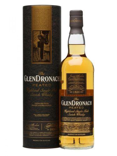 Glendronach Peated 0,7 l cena od 1129 Kč