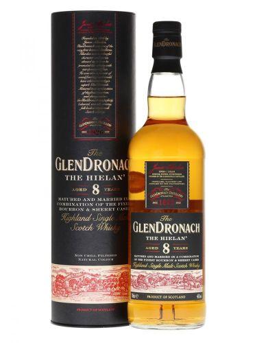 Glendronach The Hielian 8 let 0,7 l