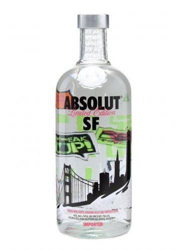 Absolut San Francisco 0,7 l cena od 1440 Kč
