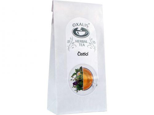 OXALIS Čistící čaj 50 g cena od 35 Kč