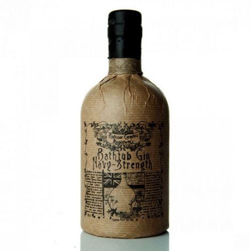 Bathtub Gin Navy Strength 0,7 l cena od 1060 Kč