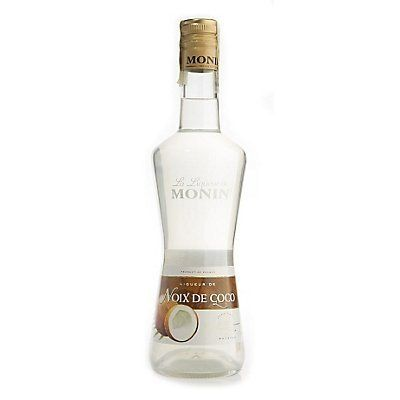 Monin Coco Liqueur 0,7 l cena od 330 Kč