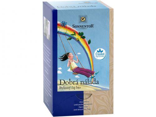 SONNENTOR Dobrá nálada bylinný čaj bio 27 g
