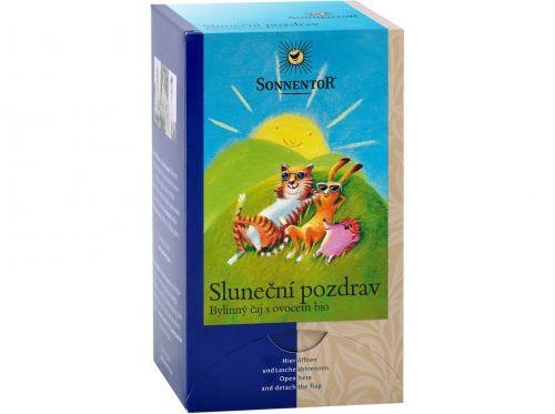 SONNENTOR Sluneční pozdrav bio porcovaný dvoukomorový 45 g