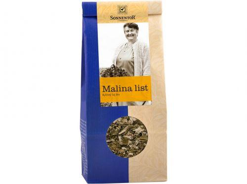 SONNENTOR Malina list bio sypaný 50 g cena od 72 Kč