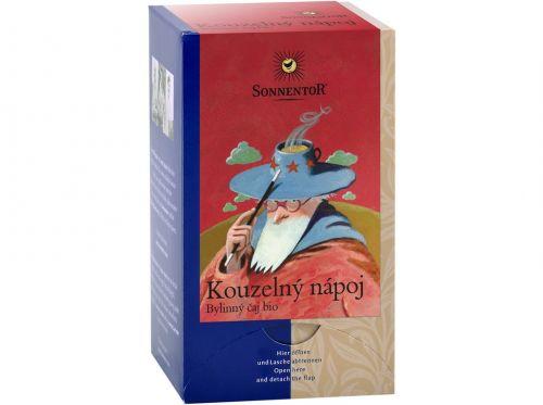 SONNENTOR Kouzelný nápoj bio porcovaný 20 g cena od 80 Kč
