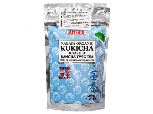 Sunfood Kukicha originální balení BIO 85 g