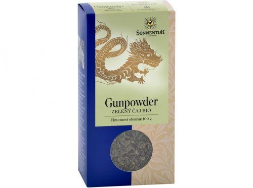 SONNENTOR Zelený čaj Gunpowder bio sypaný 100 g cena od 94 Kč