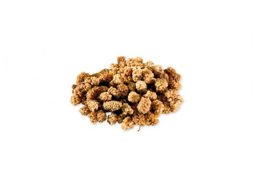 Lifefood Moruše bílá sušená BIO 1 kg