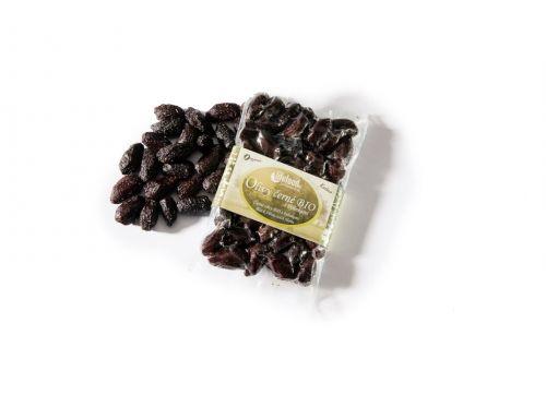 Lifefood Olivy černé sušené bez pecek z Peru BIO 150 g