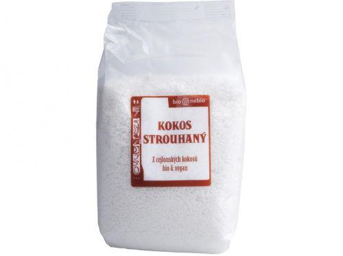 Bio nebio Kokos strouhaný BIO 200 g cena od 37 Kč