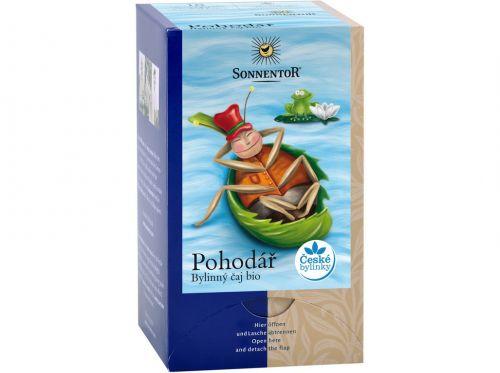 SONNENTOR Pohodář bylinný čaj bio 27 g cena od 63 Kč