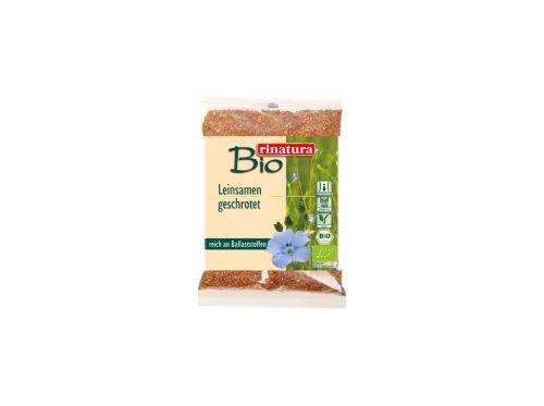 Rinatura Lněné semínko drcené BIO 250 g cena od 57 Kč