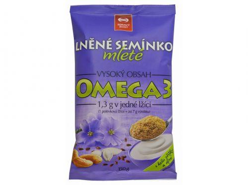 Semix Lněné semínko mleté s kešu oříšky a dýní 150 g cena od 26 Kč