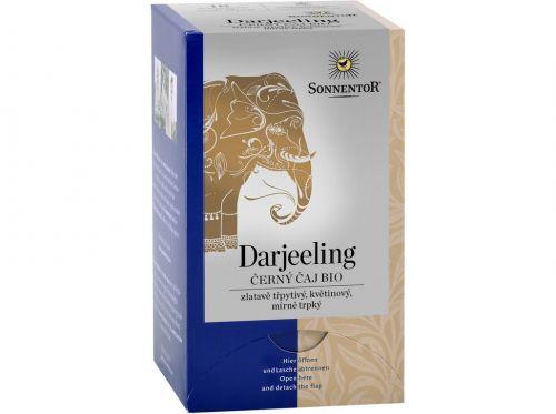 SONNENTOR Darjeeling černý čaj Bio porcovaný 27 g cena od 72 Kč