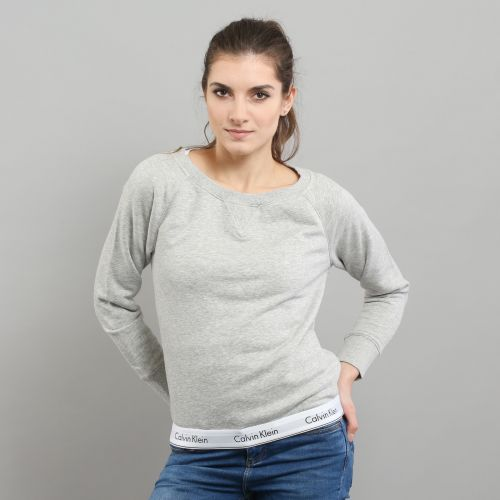 Calvin Klein Top Sweatshirt Long Sleeve mikina