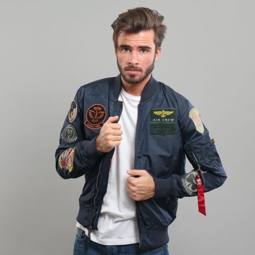 Alpha Industries MA-1 TT Patch bunda