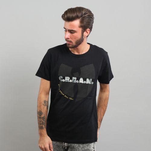 Urban Classics Wu-Wear C.R.E.A.M. Tee triko