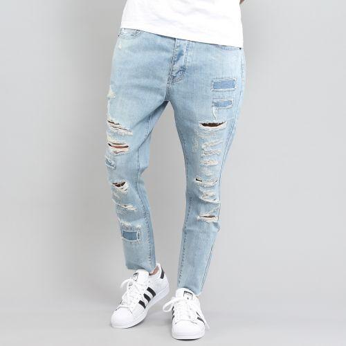 Cayler & Sons ALLDD Raw Edge kalhoty